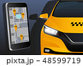 Mobile application for ordering taxi 48599719