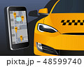 Mobile application for ordering taxi 48599740