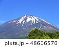 富士山 晴れ 風景の写真 48606576