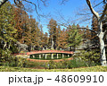 池 橋 庭園の写真 48609910
