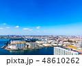 (千葉県ー湾岸風景)展望台から望む千葉港 48610262