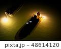 シラスウナギ漁 吉野川 48614120