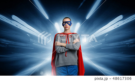 She is super woman 48617306
