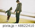 親子 公園 遊ぶ 48622410