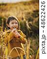 子供 川原 遊ぶ 48622426
