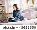 人物 女性 アジア人の写真 48622660