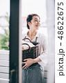 女性 ポートレート アジア人の写真 48622675