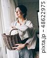 女性 ポートレート アジア人の写真 48622975