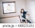 人物 女性 アジア人の写真 48623101