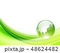 エコ エコロジー 自然環境のイラスト 48624482