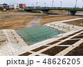 河川 日本 水の写真 48626205