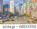 大阪 風景 梅田の写真 48633508