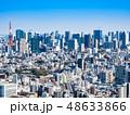東京 都市風景 風景の写真 48633866