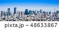 東京 都市風景 風景の写真 48633867