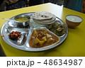 インドの定食ターリー 48634987