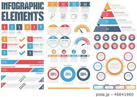 Infographic Elements 48641960