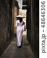 女性 若い女性 1人の写真 48646306
