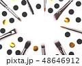 メイクアップ 化粧 お化粧の写真 48646912