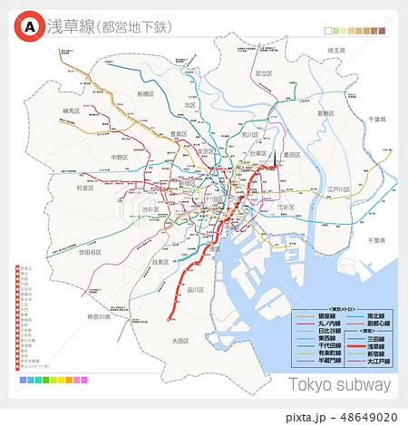 浅草線(都営地下鉄) 48649020