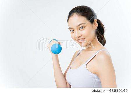 女性 スポーツウェア 48650146