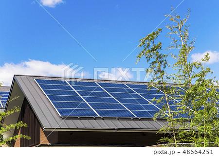【副業】太陽光発電 売電 48664251
