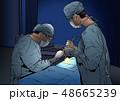 オペレーション 運営 医者のイラスト 48665239