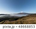 忍野村から望む富士山 48668853