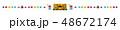 ライン素材-端午の節句1テク 48672174
