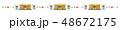 ライン素材-端午の節句2 48672175