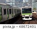 乗り物 電車 列車の写真 48672401