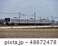 乗り物 列車 電車の写真 48672478