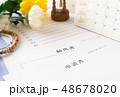 家族の死後の手続きスケジュール 身内の死後の手続き 行政手続き カレンダー 48678020