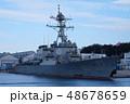ミサイル駆逐艦ベンフォールド 48678659