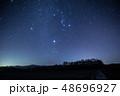 《ふたご座流星群》冬の大三角形とふたご座流星群 48696927