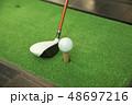 ゴルフ練習場イメージ 48697216