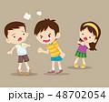 子 子供 心配するのイラスト 48702054