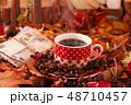 コーヒータイム 48710457