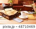 コーヒータイム 48710469