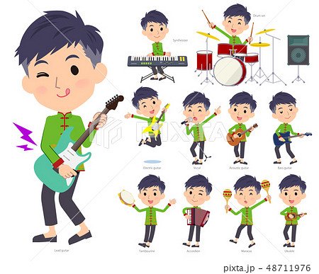 Chinese man_pop music 48711976