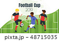 Soccer championship design element  48715035