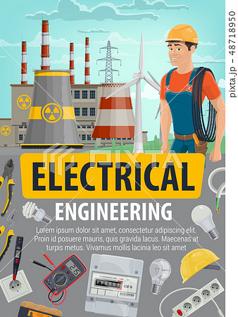 Engineer or electrician job, energetics industry 48718950