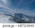 雪山 神楽ヶ峰付近 48724940
