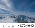 雪山 神楽ヶ峰付近 48724942