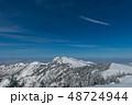 雪山 神楽ヶ峰付近 48724944