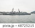 軍港の街横須賀、初めて湾内から軍艦を観る軍港クルーズ船に乗った。 48725215