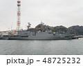 軍港の街横須賀、初めて湾内から軍艦を観る軍港クルーズ船に乗った。 48725232
