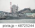 軍港の街横須賀、初めて湾内から軍艦を観る軍港クルーズ船に乗った。 48725244