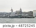 軍港の街横須賀、初めて湾内から軍艦を観る軍港クルーズ船に乗った。 48725245