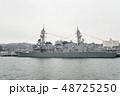 軍港の街横須賀、初めて湾内から軍艦を観る軍港クルーズ船に乗った。 48725250