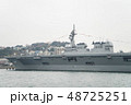 軍港の街横須賀、初めて湾内から軍艦を観る軍港クルーズ船に乗った。 48725251